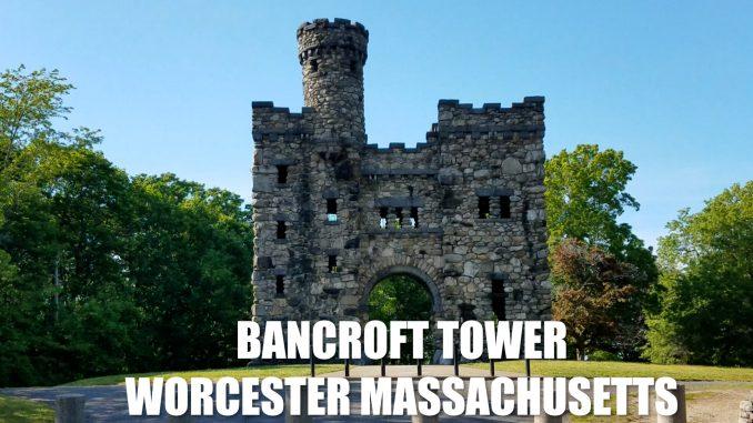 Bancroft Tower - Worcester Massachusetts