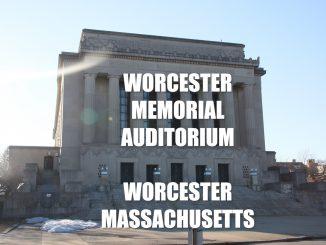 Worcester Memorial Auditorium - Kimball Pipe Organ Music - Worcester Massachusetts